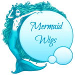 A Mermaid Wig Completes the Look of a Mermaid Costume