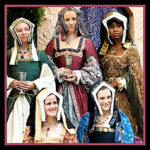 Adult Renaissance Medieval Ladies Royal Gowns