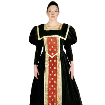 Women\'s Plus Size Medieval Dress Costumes | Deluxe Theatrical ...