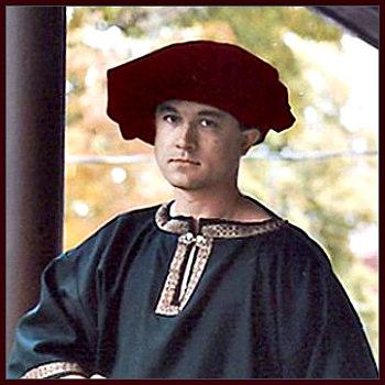 Men s Medieval Renaissance Hats 280c63d1ff8