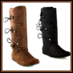 Medieval Men's Leather Boots & Shoes