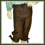 Men's Separate Medieval Renaissance Breeches