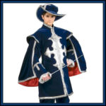 Musketeer Swordsman Costume