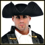 Men's Pirate Hats