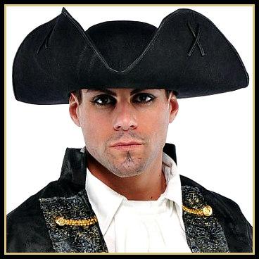 Men's Pirate Hats