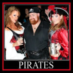 Adult Pirate Costumes for Men