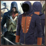Deluxe Adult Costumes - Men's Assassin's Creed separate coats, jackets and vests