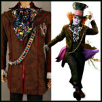 Mad Hatter Alice in Wonderland Costumes - DeluxeAdultCostumes.com