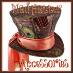 Men's Mad Hatter Accessories - DeluxeAdultCostumes.com