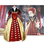 Adult Deluxe Queen of Hearts Costumes