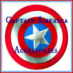 Men's Captain America Costume Accessories