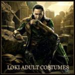 Loki Men's Costumes