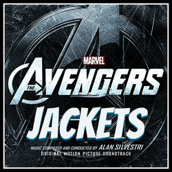 Men's Marvel Avengers Jackets - DeluxeAdultCostumes.com